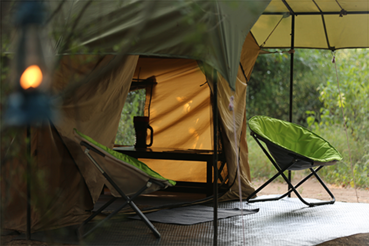 Base Camp Wilpattu - Tent