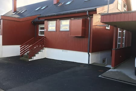 Quiet central location in Torshavn