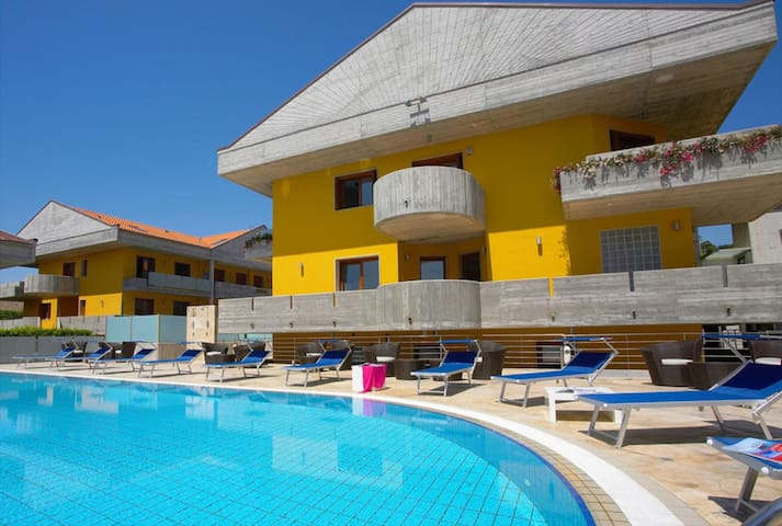 Catania Hills Appartamento per 2 - Carrubazza-Motta - Apartment