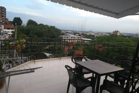 Apartment With Private Terrace Centraly Located