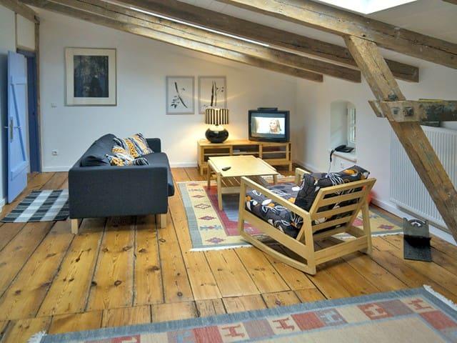 Attraktive Ferienwohnung in Klausdorf für 6 Personen - Klausdorf - Lägenhet