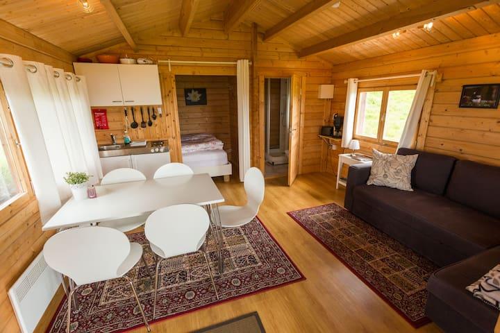 Cottage at Reynisfjara / beach - South - Yurta