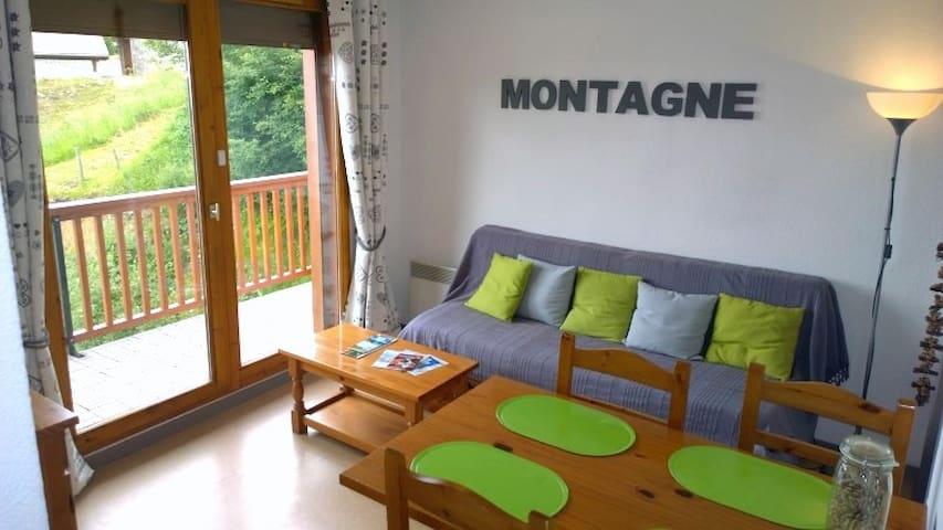 Mountain View Apartment - Saint-François-Longchamp - Huoneisto