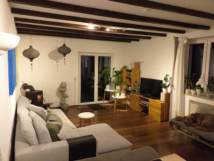 Idylisches Hinterhaus mit Garten in Mitte Solingen