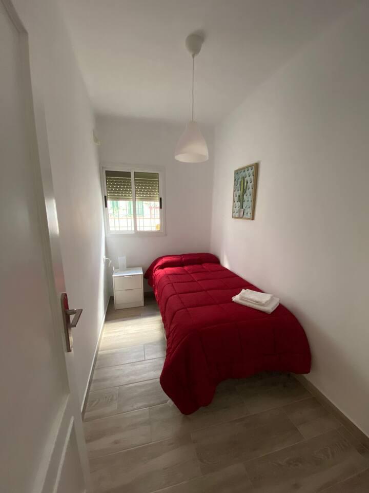 Se alquila piso en el centro de Sevilla