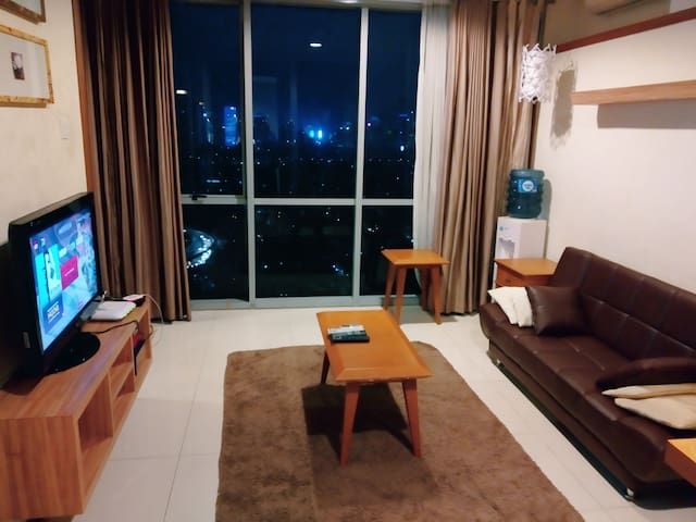 apartment the mansion at Kemang on the 36th fl