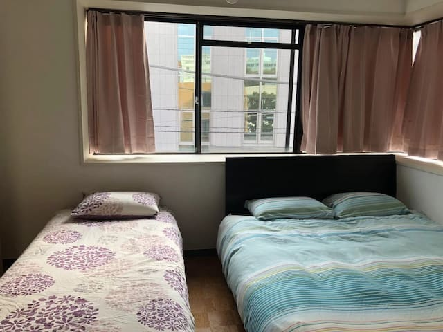 301)Great Access to Tokyo Landmarks★Large Cozy apt