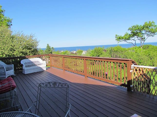 Panoramic Ocean Views From Every Room! - Cape Elizabeth - Rumah
