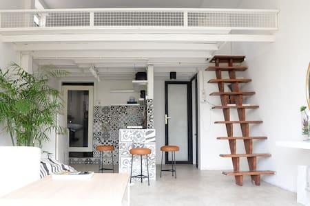 L'Indochine Studio @ Ben Thanh Market - Quận 1 - Apartamento