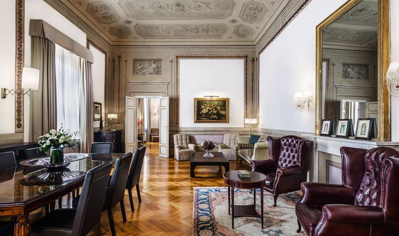 Baldinucci Apartment