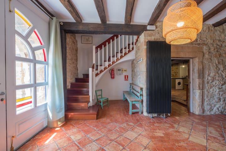 Casa Mirador de Valcabado