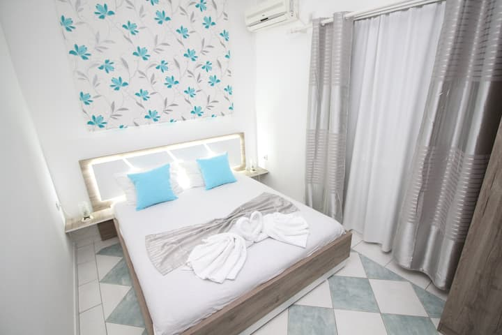 Apartments Cota,Double bedroom