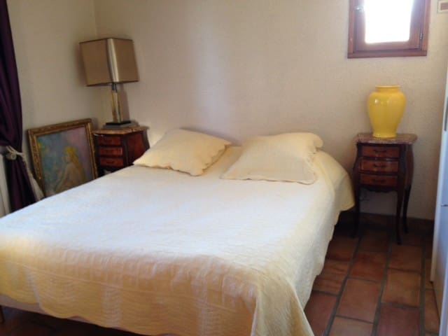 chambre disponible dans cadre agreable - Brindas - Dům pro hosty