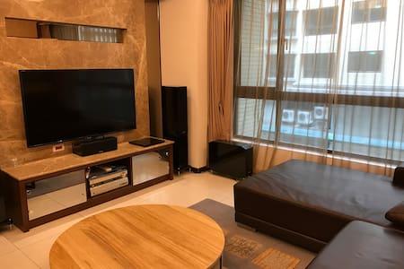 溫馨2房,可接送,有管家服務,歡迎家庭入住 - Linkou District - อพาร์ทเมนท์
