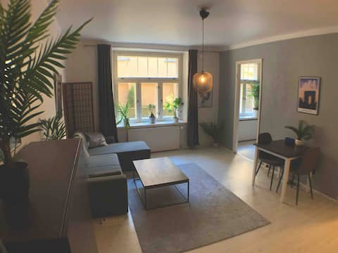 Spacious & peaceful studio in Katajanokka district