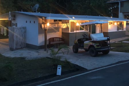Casa Baboga, il bello di Isla Contadora