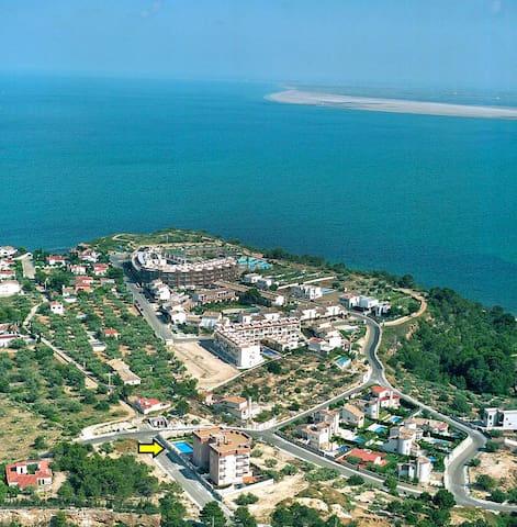 Apartamento en Cap Roig- El Perelló APT 02 134