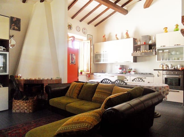 CARATTERISTICO LOFT IN CENTRO STORICO - Grosseto - Appartement