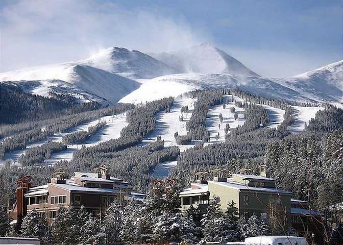 Alpenrose Condo Breckenridge FF- Jan 21-29 2021