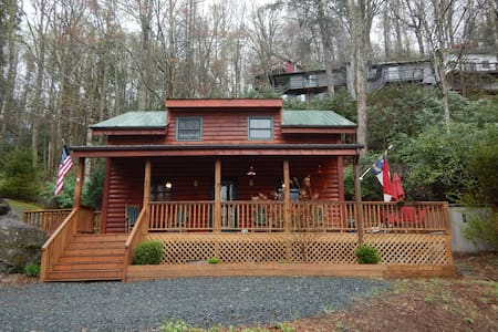 Cozy Cabin Centrally Located in the High Country - 班納艾爾克(Banner Elk) - 小木屋
