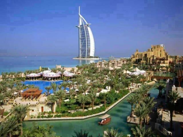 Spacious Master room in Al Barsha - Dubai - Lägenhet