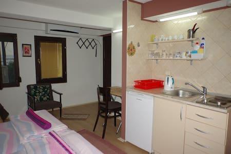Studio with 3 Beds and Bathroom - Ohër - Bed & Breakfast