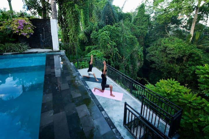 Maison Rouge - (Sommelier Studio) - Ubud - Villa