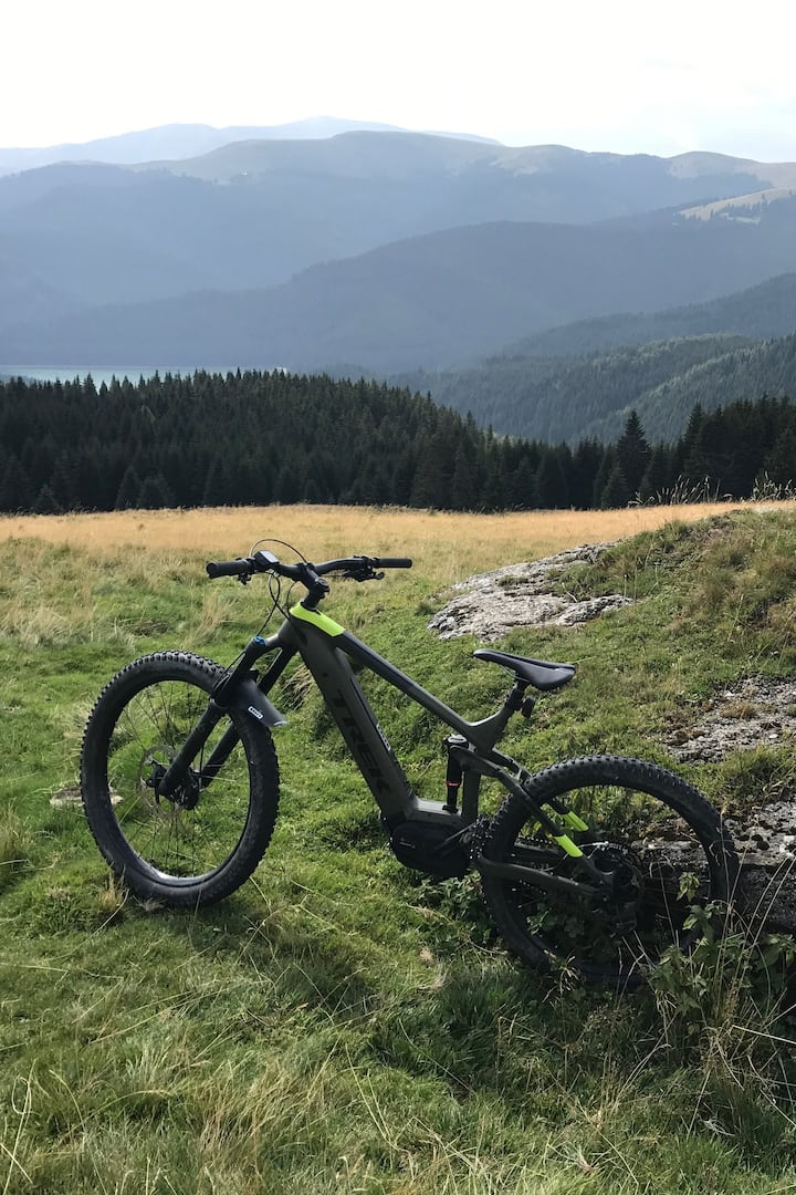 An Ebike is a great choice