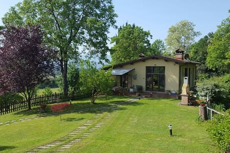 Cosy country house with private lawn and pool - Borgo San Lorenzo - Dom