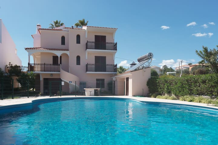 Costa Green Villa, Algarve - Semino - Huis
