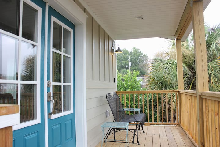 Downtown Carriage House- Private Detached Apt. - Pensacola - Apartment