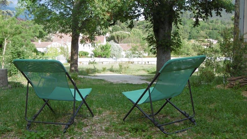 La Douce'Heure en Drôme Provençale