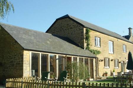 Giffords Barn - spacious elegance & style - Blackford - 度假屋