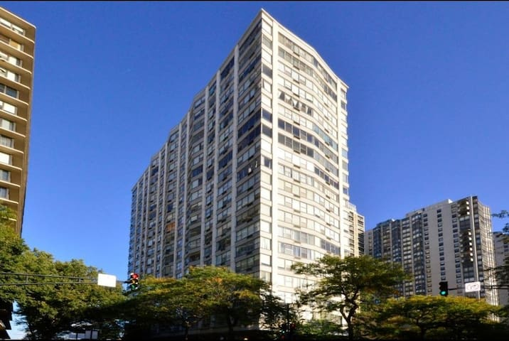17th Floor 1bed/1b in a 2b/2b unit on the Beach