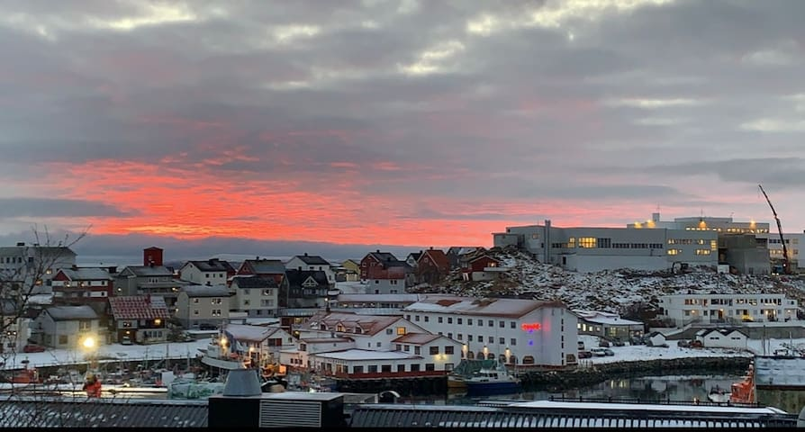 Nice, litle apartment in the heart of Honningsvåg