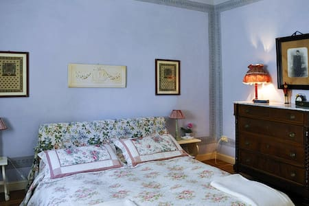 Bedrooms in Villa up to 10 people near Florence - Montecatini Alto