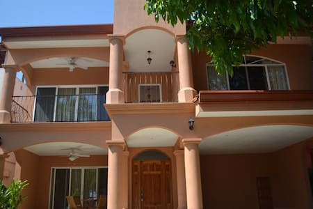 Large Beach House with RoofTop Ocean View Pool! - Playa Hermosa