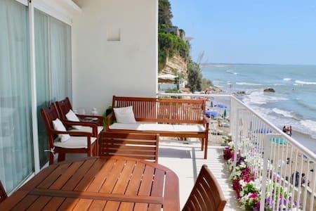 Incantevole casa sul mare ad Anzio vicino a Roma - Nettuno - Wohnung