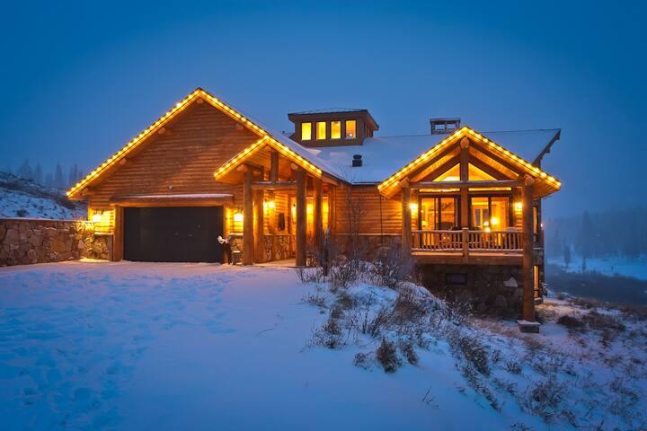 Moose Lodge at Crooked Creek - Granby - Huis