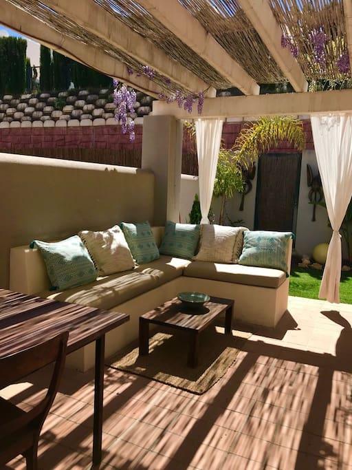 Terraza / Jardin