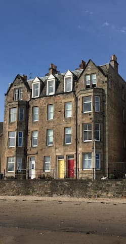 Bayview Beach Apartment - Kinghorn - Apartamento