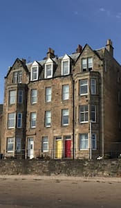 Bayview Beach Apartment - Kinghorn