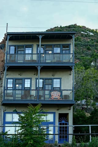 """Jerome Million Dollar View 1"" The Apartment - Jerome"