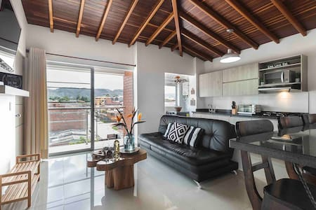 Penthouse Apartment in Guatape