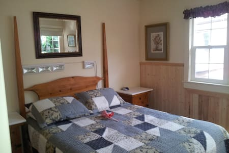 Econo-Family Patio Suite - Lake Cowichan