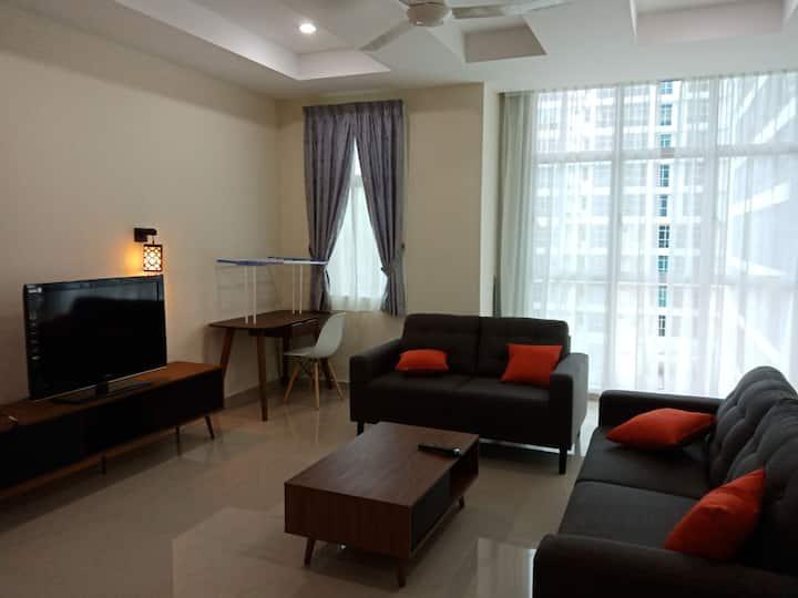 Modern Homestay Taiping @ Cornerstone Condominium
