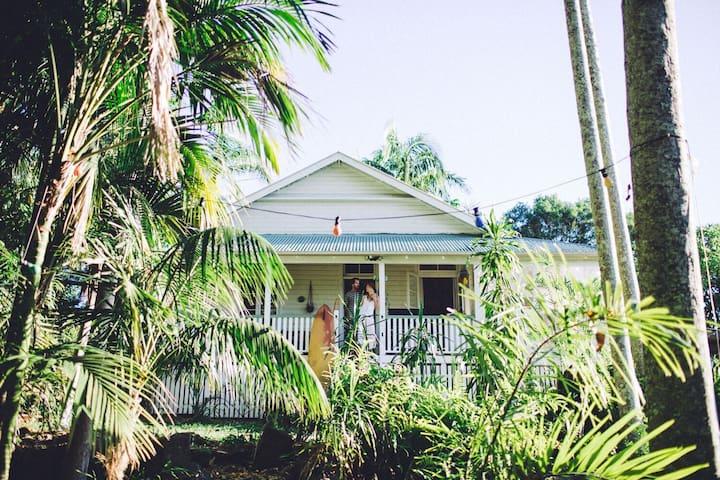 The Old Myocum School House - Myocum - Casa