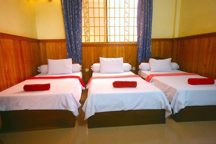 Affordable room for 3 in Siem Reap - Siem Reap Province - Daire