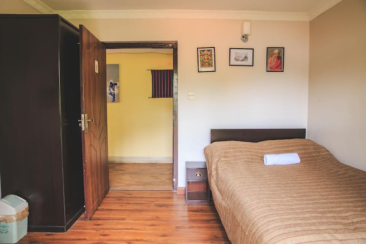 Clean and Comfortable Room with Balcony