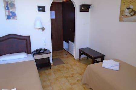 TWIN BED SEA VIEW 2ND FLOOR 24 - Malia